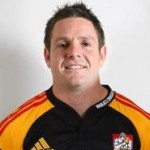 Mike Delany Highlanders Panasonic Otago All Blacks
