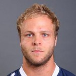Jarrod Saffy Melbourne Rebels