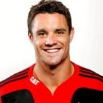 Daniel Dan Carter Canterbury Crusaders All Blacks