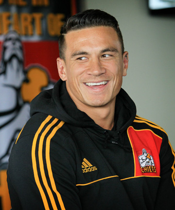 Sonny Bill Williams SBW Chiefs Waikato All Blacks
