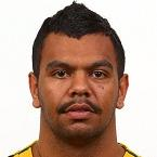 Kurtley Beale Melbourne Rebels Wallabies