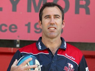 Richard Graham Queensland Reds