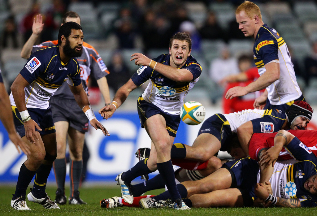 Ian Prior Brumbies Western Force University of Queensland