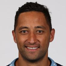 Benji Marshall Blues Super Rugby Salford