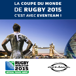 Eventeam Rugby World Cup 2015