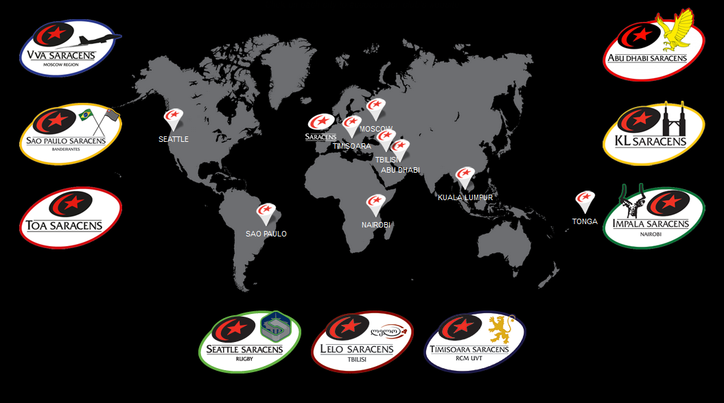 Saracens Global Network