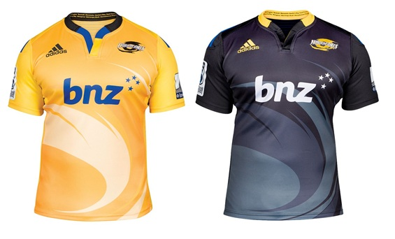 Hurricanes Super Rugby Jersey