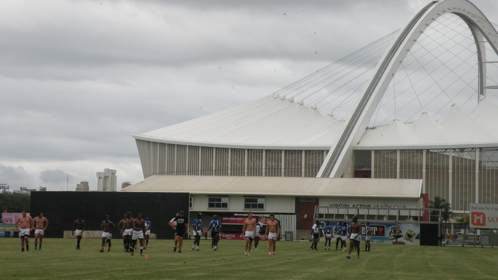 Moses Mabhida Stadium  Kings Park
