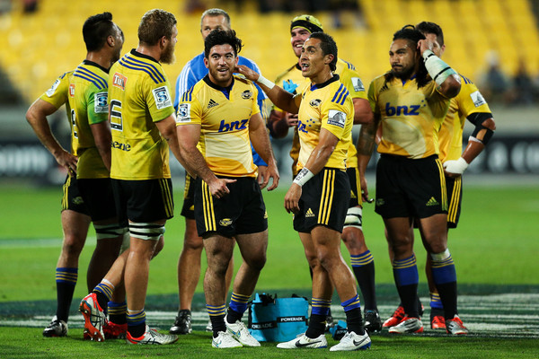 Hurricanes Players 2015 Wellington Super Rugby