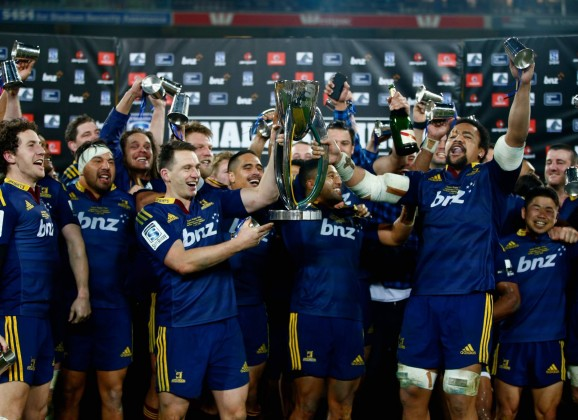 """XV Type """"Sud Rugby"""" du Super Rugby 2015"""
