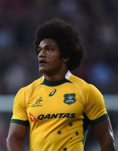 Henry Speight Wallabies Brumbies