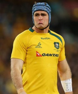 James Horwill Harlequins Wallabies Reds