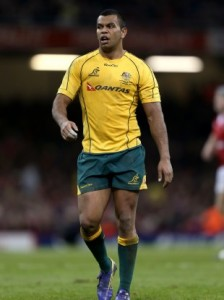 Kurtley Beale Waratahs Wallabies