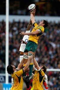 Rob Simmons Wallabies