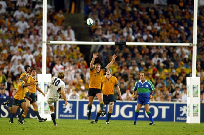 Jonny Wilkinson drop goal