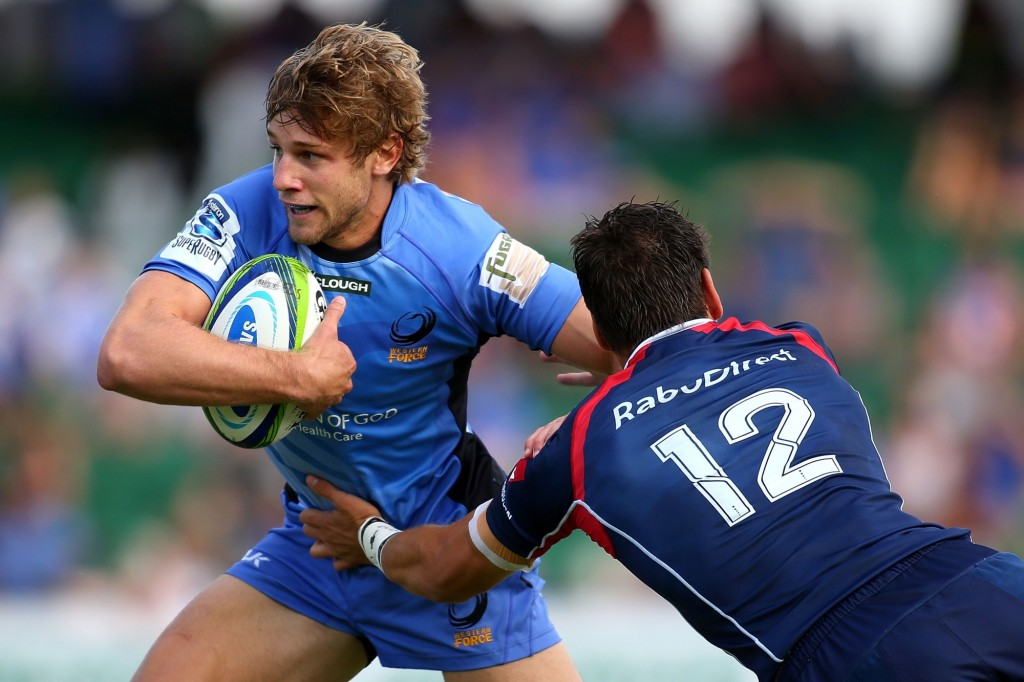Kyle Godwin Super Rugby Western Force