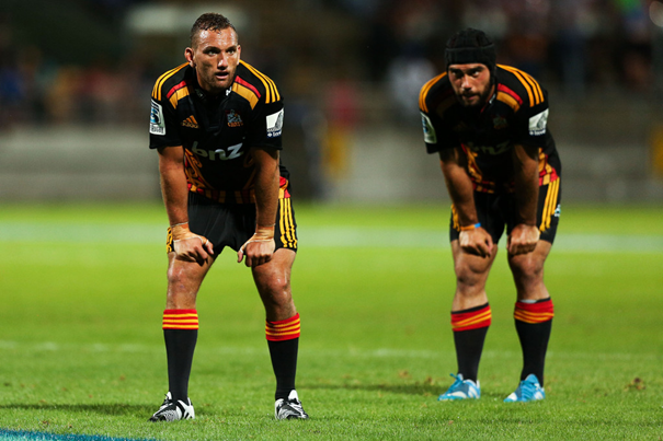 Aaron Cruden Charlie Ngatai Chiefs Super Rugby