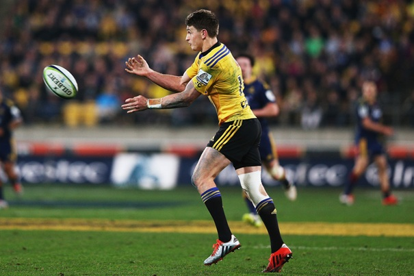 Beauden Barrett Hurricanes Super Rugby