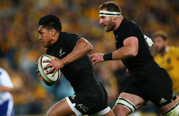 Malakai Fekitoa Kieran Read All BLacks