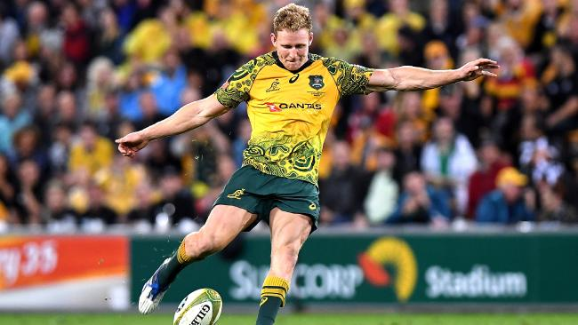 Reece Hodge Wallabies